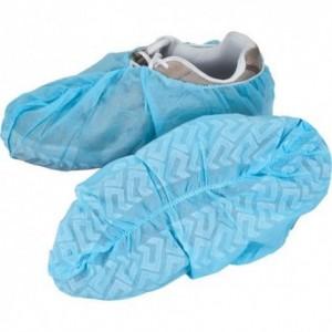 1946B  | Polypropylene Shoe Cover, Anti-Slip, Blue, 100/BG 10BG/CS