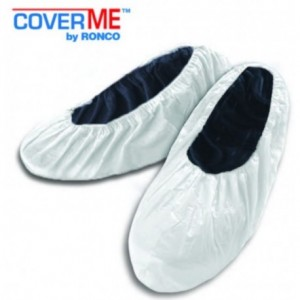 1992 | Microporous Shoe Cover, Anti-Slip, 100/BG 3BG/CS