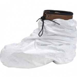 TY450S | Tyvek® 400 Shoe/boot Cover, 100 PR/CS