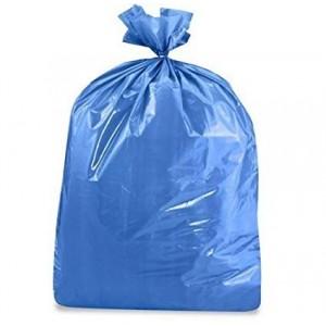 BWKCV2022U-BL  |   BLUE GARBAGE BAG 20X22 UTILITY VALUE, MOQ of 50 Cases