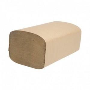 H165 | Cascades PRO Select® Single-Fold Towels, 1 ply, Natural, CS 16pk/250/CS