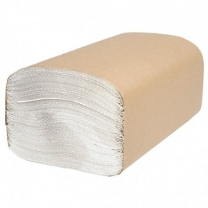 "H110 | Select Singlefold Hand Towels, 1 Ply, 9.5"" x 9"", 4000/PK"