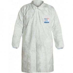 40-151 | Microporous Labcoat, CoverMe XP1000 Labcoats White  25 EA