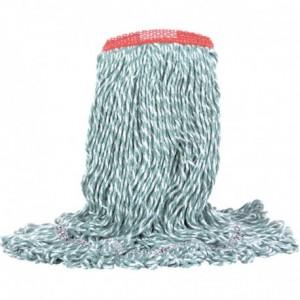 5005 | Loop-End Wet Mop, 12 Oz, Blue